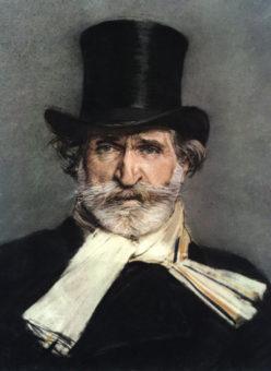 Premio Giuseppe Verdi Del Rotary Club - Ritratto di Giovanni Boldini