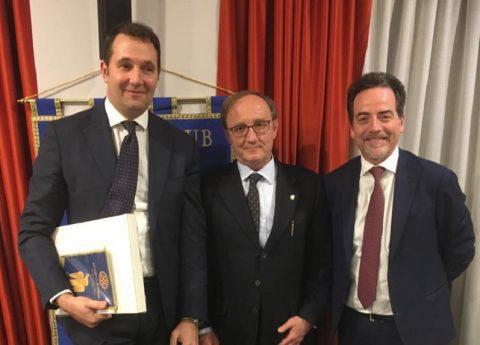 Conviviale di Interesse Finanziario – Relatori dott. Luca Baroni e dott. Tito Nocentini – Mercoledì 14 Marzo
