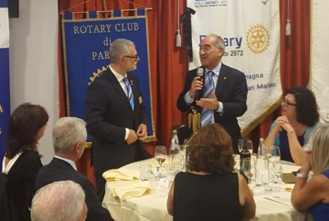 Visita del Governatore Paolo Bolzani – Mercoledì 5 Settembre