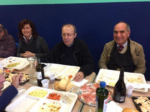 """""""Un pranzo alla CARITAS"""" – Mercoledì 21 Novembre 2018"""
