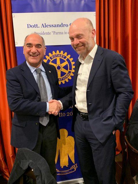 """Relazione del dott. Alessandro CHIESI – Presidente dell'Associazione """"Parma io ci sto!"""" – Mercoledì 16 Gennaio 2019"""