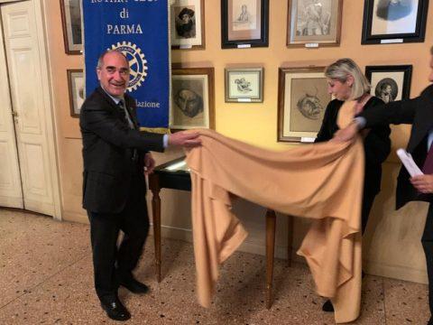 Museo Glauco LOMBARDI: Inaugurazione vetrina contenente i dagherrotipi degli ultimi sovrani di Parma – Mercoledì 3 Aprile 2019