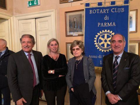 Il museo Glauco LOMBARDI espone i preziosi e delicati dagherrotipi degli ultimi sovrani di Parma grazie al contributo di Rotary Club di Parma.
