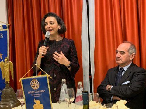 Incontro con la Dott.ssa Anna Maria MEO, Direttore di TEATRO REGIO di Parma – Mercoledì 17 Aprile 2019.