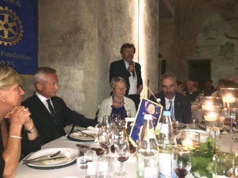 Visita al Castello di Roccabianca ospiti del nostro socio Giuseppe SCALTRITI e Signora. – Mercoledì 11 Settembre 2019.