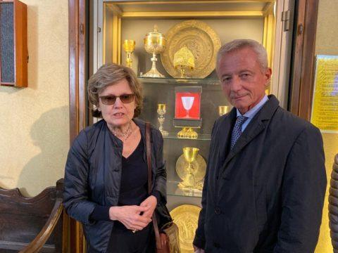 Visita al Duomo di BERCETO ed alla Pieve di BARDONE – Sabato 28 Settembre 2019.