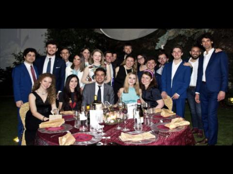 Passaggio della consegne Rotaract Club Parma – 14 Giugno 2019