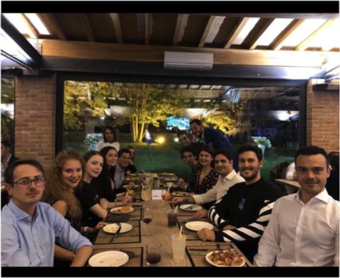 Consiglio Direttivo e aperitivo di Club – 28 Settembre 2019
