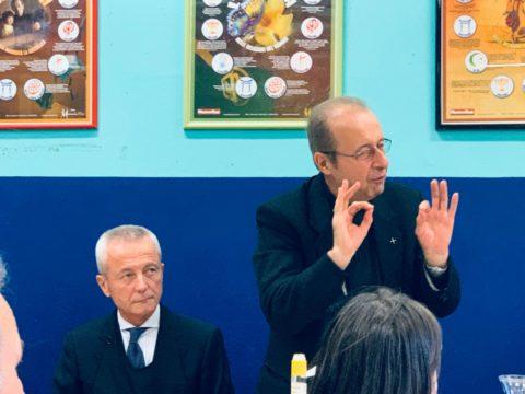 Rotary Club di Parma a sostegno della Caritas Diocesana Parmense – Mercoledì 6 Novembre 2019