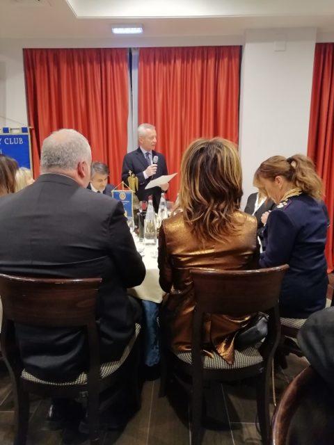 Intervento del nostro Presidente prof. Riccardo VOLPI per celebrare la Giornata della Memoria 2020 – Mercoledì 29 Gennaio 2020