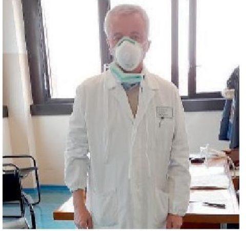 22 letti per i 'sospetti covid' nel padiglione Ortopedia – Il punto della situazione del responsabile Prof. Riccardo VOLPI