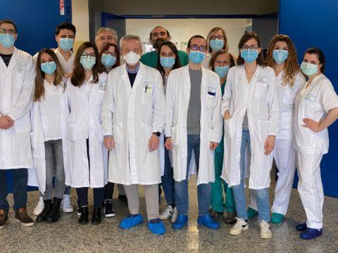 Il Prof. Riccardo VOLPI parla del Suo ruolo di direttore del Covid Hospital dell'AOU di Parma