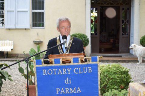 Discorso di saluto del Presidente Prof. Riccardo Volpi